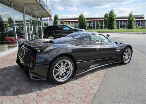 original 2005 pagani zonda s 7 3 for sale