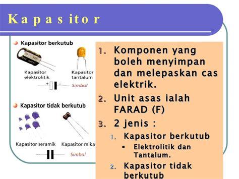 pengganti transistor b560 kapasitor adalah komponen yang digunakan untuk menyimpan muatan listrik ciri utama kapasitor