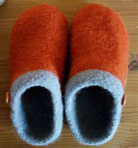 felted slippers pattern 25 best ideas about felted slippers pattern on