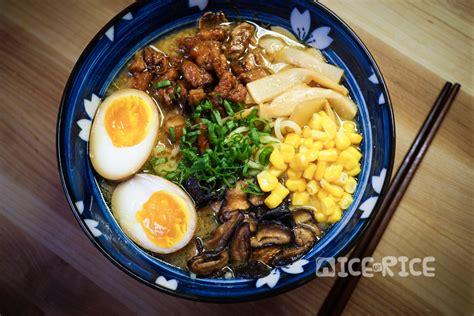 Jafanes Ramen instant pot pressure cooker miso ramen noodle soup or rice