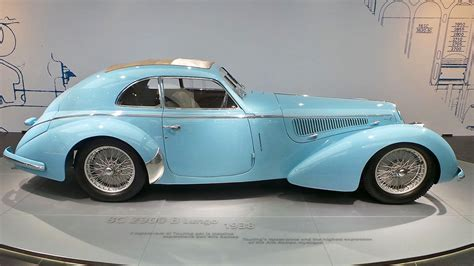 Alfa Romeo 8c 2900 by Alfa Romeo 8c 2900 B Lungo Alfa Romeo Museum Arese