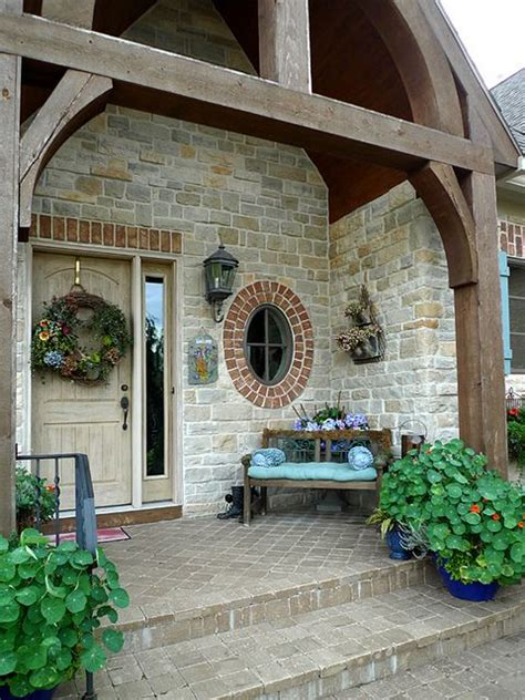 on the back porch with my french country home cedar hill french country front porch for the home pinterest