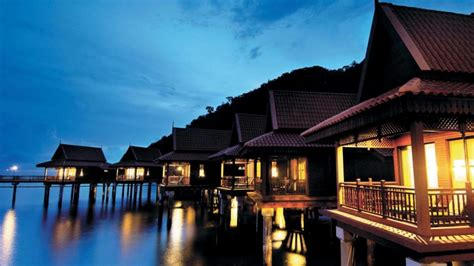 water bungalows in malaysia overwater bungalows in malaysia water villas resorts in