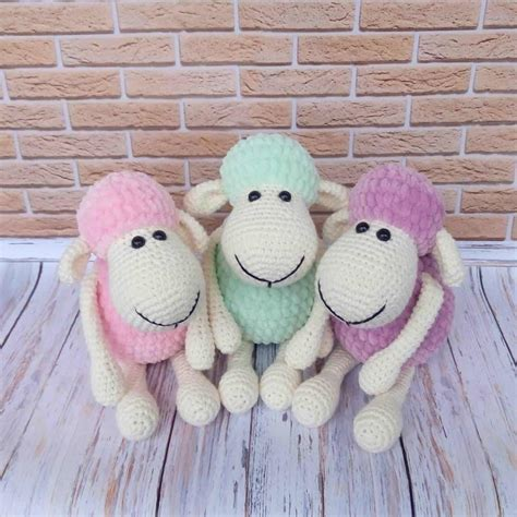 amigurumi lamb pattern free amigurumi sheep plush toy pattern amigurumi today