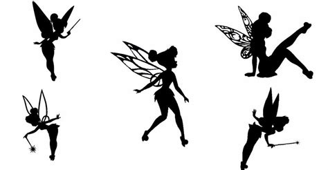 Embossing Templates Card Making - die cut outs silhouette fairies 15 or 9 card making scrapbook fairy jar craft ebay