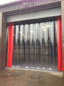 Pvc Strip Curtains Roller Shutter Doors Home Cetra Security
