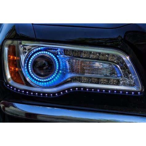 Chrysler 300 Headlight Bulb by Chrysler 300 V 3 Fusion Color Change Led Halo Headlight