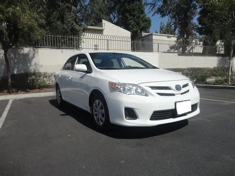 used toyota corolla for sale by owner used 2011 toyota corolla for sale by owner in covina ca 91722