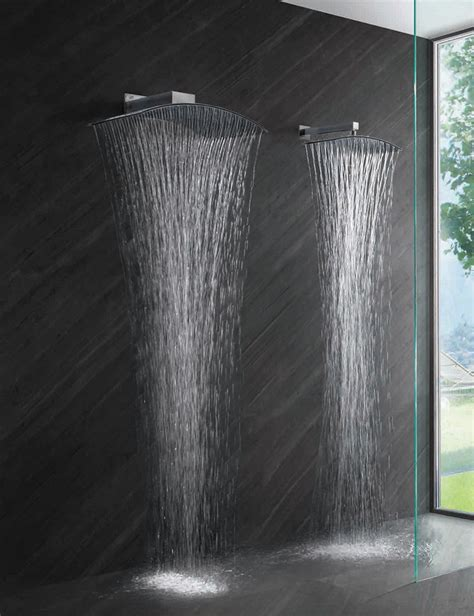 rain shower bathroom 10 amazing rain showers head to create a modern eco