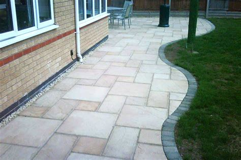 Patio Installers In Leicester Ultimate Landscapes Patio Slab Designs