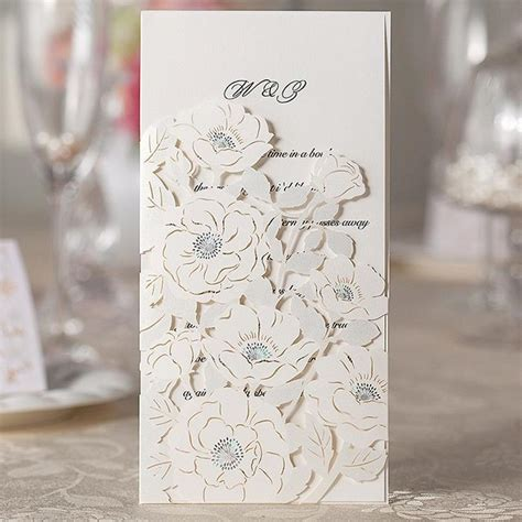 Printing On Handmade Paper - laser cut paper flower patterns free customized printing
