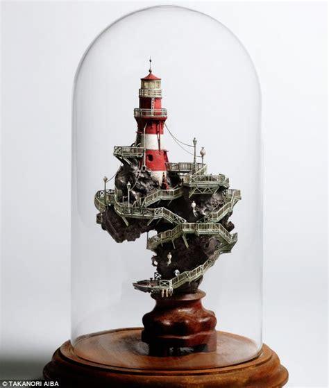 Miniatur Kincir Angin 02 pohon bonsai menakjubkan karya seniman jepang