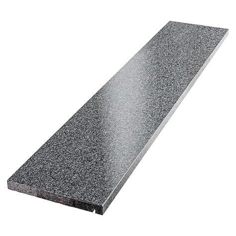 granit fensterbank anthrazit fensterbank impakt 101 x 17 5 x 2 cm anthrazit poliert