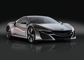 Superb Acura High End Sports Car #3: 2012-Honda-NSX-Concept-Front-Angle-1.jpg