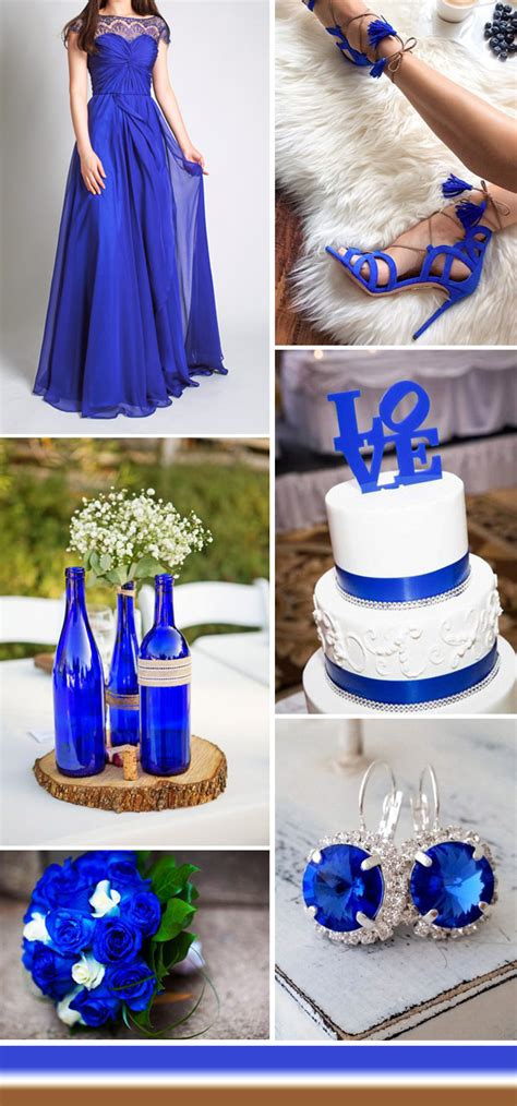 seven blue wedding color ideas and bridesmaid dresses tulle chantilly wedding