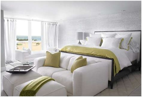 ottoman in front of bed 10 amazing ideas to make your bedroom cozy for fall