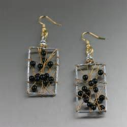 Handmade Aluminum Wire Jewelry - the marina wire wrapped jewelry collection s brana
