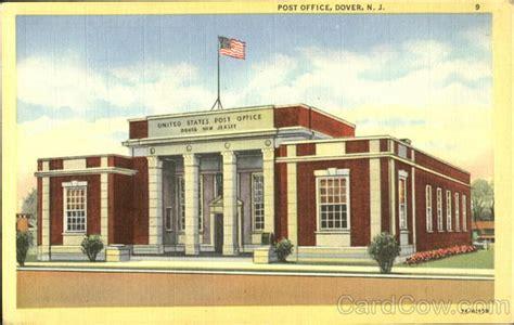 post office dover nj