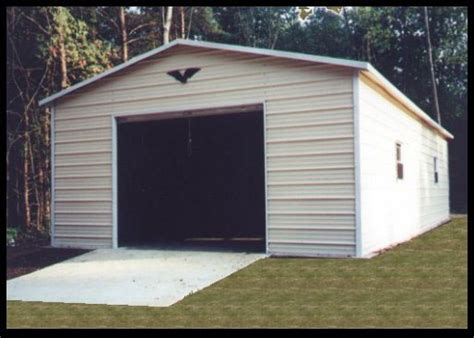 All Steel Sheds by Steel Portable Buildings All Decked Out