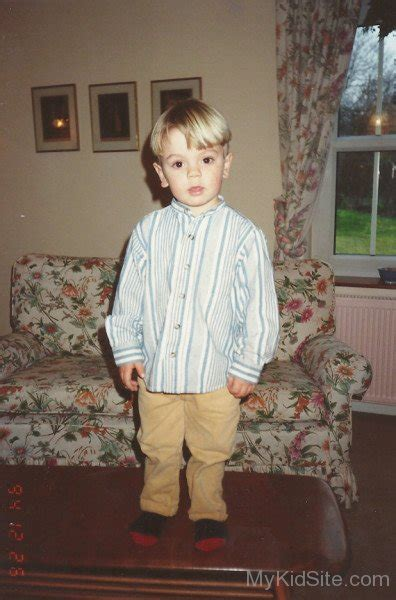 jack wilshere baby celebrity childhood pictures baby pictures page 8
