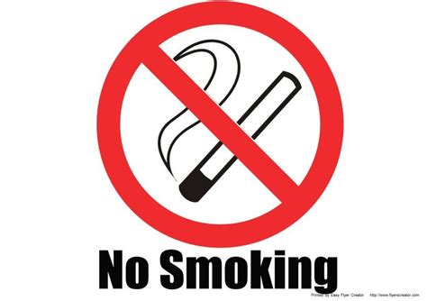 printable free no smoking signs 7 best images of no smoking signs printable free