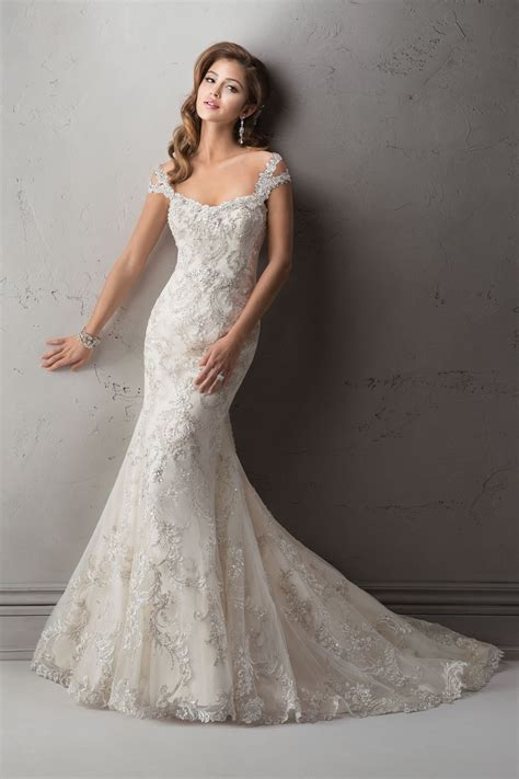 Where To Get Wedding Dresses by Maggie Sottero Couture Imperial Gown Size Wedding Dress