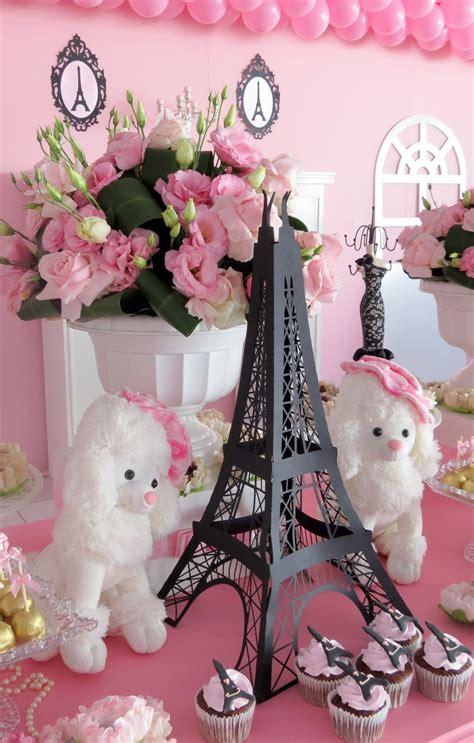 ideas de decoraciones para quinceaneras tema paris festa proven 231 al site oficial poodle em paris