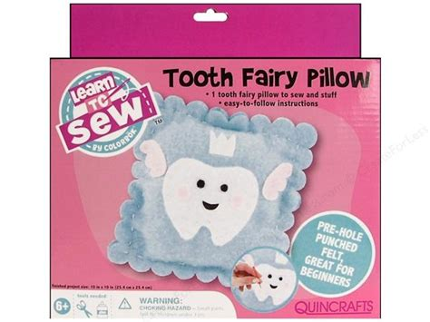 Tooth Pillow Kit by 38 Best Images About Tooth Bag Inspiration On