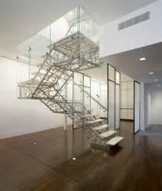 Industrial Stairs Design Genetic Stair By Caliper Studio Dezeen