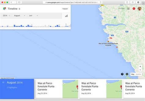 maps timeline maps gaining a cool new feature to revisit all the places you ve explored