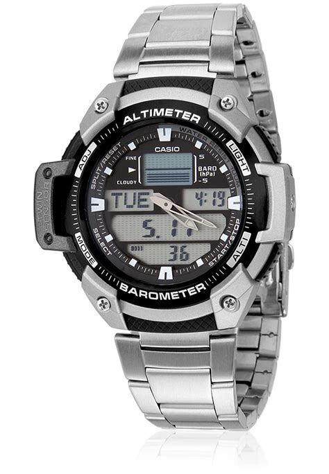Casio Edifice Ef 520 Silver Combi Black Leather 10 best casio watches 163 100 for the