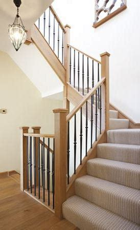 new banister and spindles cost cost of new staircase railing