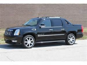 find used 2011 cadillac escalade ext luxury automatic 4