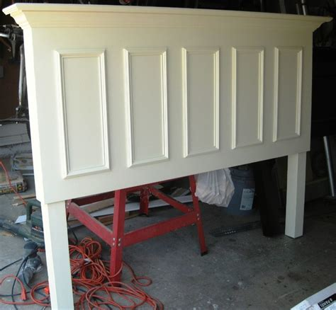 How To Make Headboards From Doors by Headboards Made From Doors Eclectic Headboards