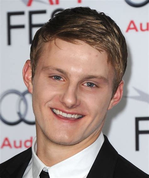 Alexander Ludwig Hairstyles for 2018   Celebrity
