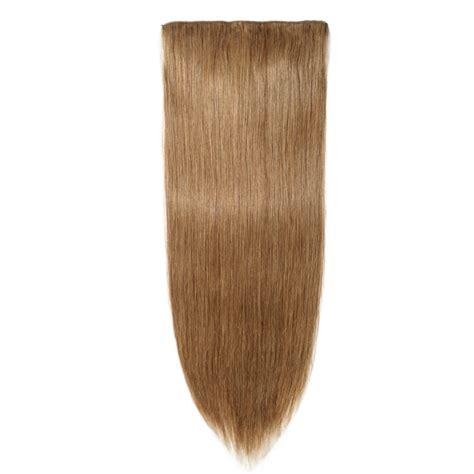 1b hair extensions 8 pcs clip in remy hair extensions 1b black