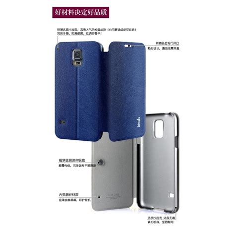 Imak Flip Leather Cover Series For Zenfone 5 1 imak flip leather cover series for samsung galaxy s5 g900 jakartanotebook