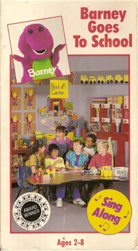barney backyard gang vhs image 43b9225b9da08cd03df01110 l jpg barney wiki