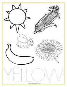 color activities for preschool printable coloring sheets