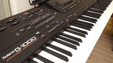Keyboard Roland G 1000 roland g 1000 image 1314852 audiofanzine