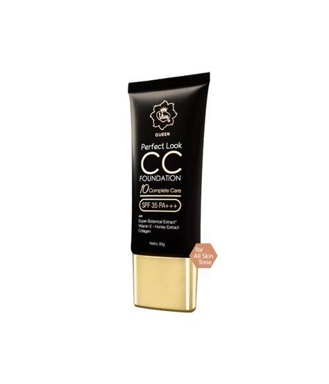 look cc foundation viva cosmetics