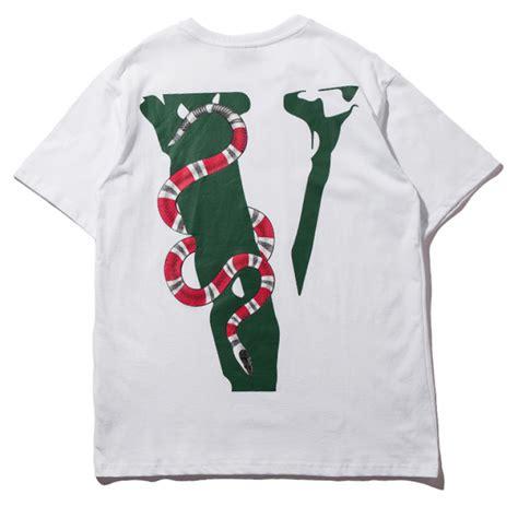 T Shirt Vlone new vlone friends snake t shirt buy vlone