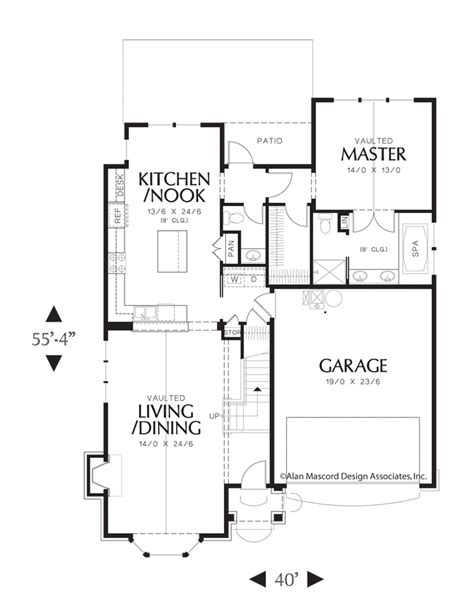 alan mascord floor plans alan mascord house plans luxamcc