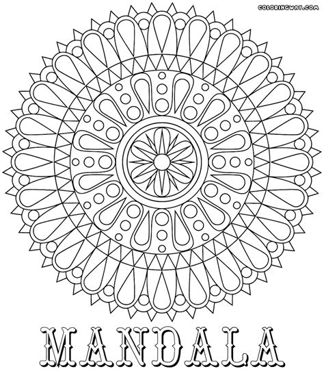 rectangle mandala coloring pages rectangle mandala coloring pages rectangle best free