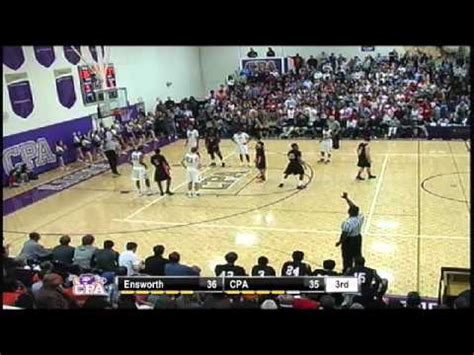 Ensworth Vs Mba Basketball Live by Boys Basketball Cpa Vs Ensworth