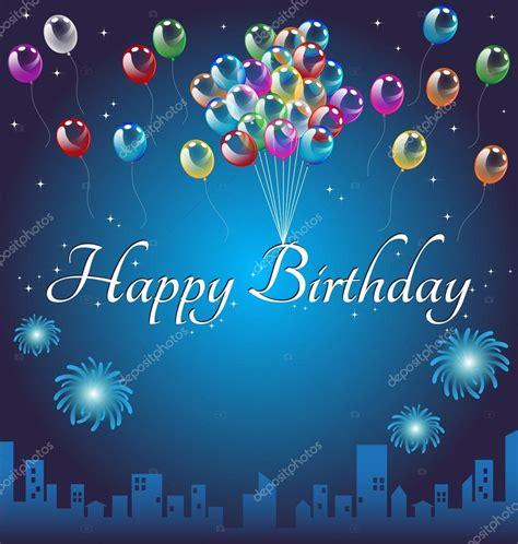 imagenes vectoriales feliz cumpleaños vector fondo feliz cumplea 241 os archivo im 225 genes