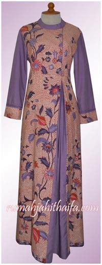 Blouse Wanita Susy seragam pernikahan mba dilla edisi batik rumah jahit haifa