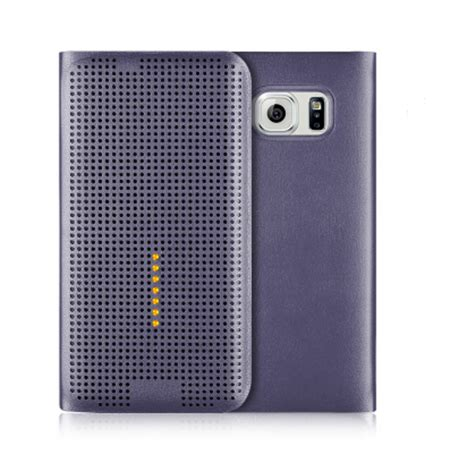 New Flipcover Flipcase Flipshell Samsung S6 Edge new slim dot view flip smart cover for samsung galaxy s6 s6 edge a8 note 5