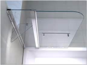 duschabtrennung badewanne bauhaus duschwand fr badewanne glas carprola for