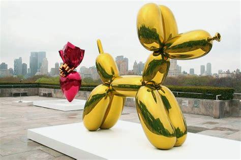jeff koons : can one copyright a balloon animal? Jeff Koons Balloon Sculpture
